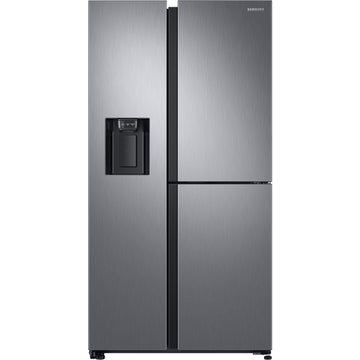 Samsung RS68N8670S9 American Style Fridge Freezer, A+ Energy Rating, 91cm Wide, Stainless Steel