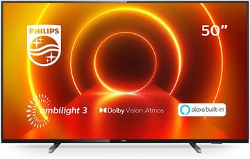 Philips 50PUS7805/12 50 Inch 4K UHD LED Smart TV