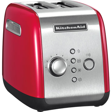 KITCHENAID 5KMT221BER 2-Slice Toaster In Empire Red