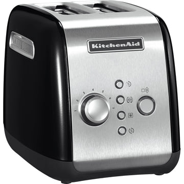 KITCHENAID 5KMT221BOB 2-Slice Toaster In Onyx Black
