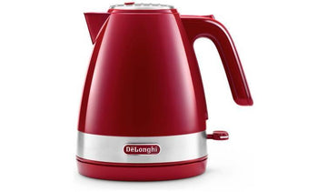 De'Longhi Active Line KBLA3001.R Kettle - Red