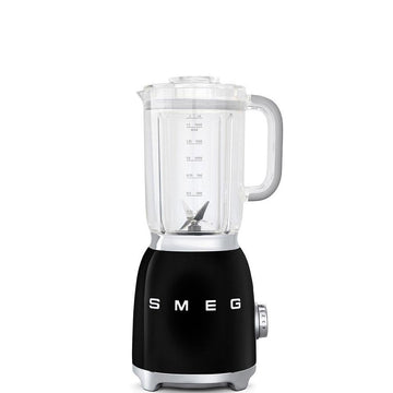 Smeg BLF01BLUK Retro Black 1.5L Blender - RRP - £179.95 - Now only £120
