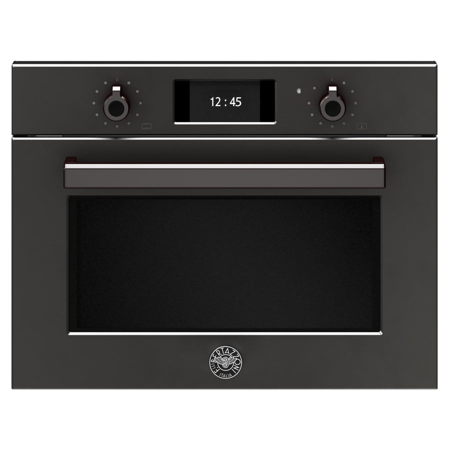 Bertazzoni F457PROMWTN Professional Series Built In Combination Microwave