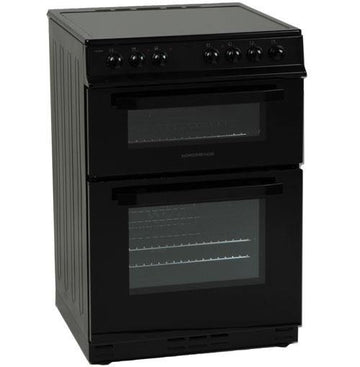 NORDMENDE CTEC61BK - 60cm Freestanding Electric Cooker - FREE 3 YEAR PARTS & LABOUR WARRANTY