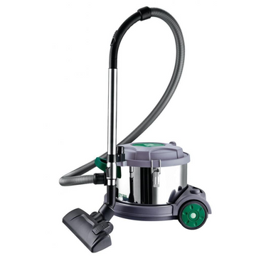 Dusty Bin DB05 12L HEPA Max – Robust Stainless-Steel Canister Vacuum Cleaner