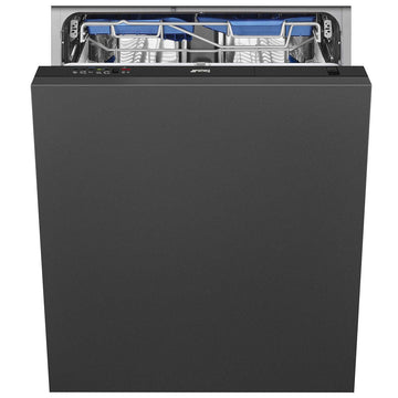 Smeg DI13EF2 Fully Integrated 13 Place Settings Dishwasher - A++ - Free 5 Year Parts&Labour Warranty On Registration