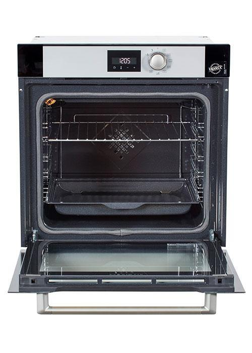 De Dietrich DOP7200BM Built In Pyroclean Electric Single Oven - Platinum - A+ Rated