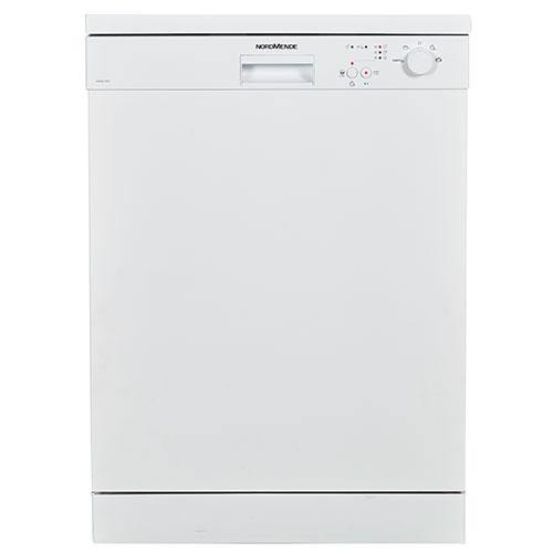 Nordmende DW641WH 12 Place Settings 60cm Freestanding Dishwasher - A++ Rated