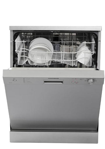 NORDMENDE DW66SL Freestanding 60 cm Dishwasher in Silver with Free 3yr Parts & Labour Warranty (Copy)
