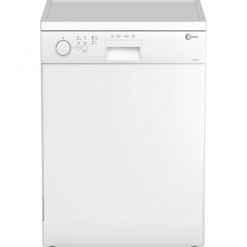 Flavel DWF644W Freestanding Dishwasher 13 Place Settings With Quick Wash - A++ Rated