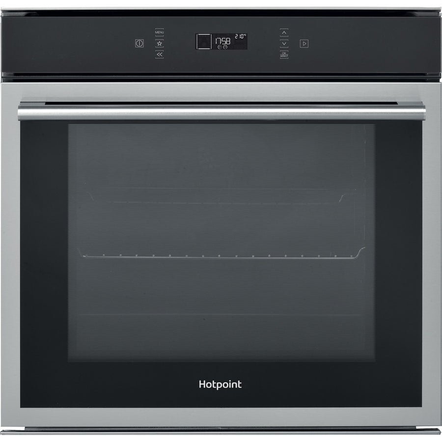 HOTPOINT SI6874SHIX Touch Control Multifunction Electric Built-In Single Oven - Stainless Steel
