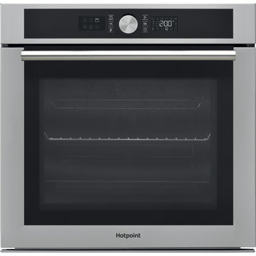 HOTPOINT SI4854PIX Multifunction Single Oven With Pyrolytic Cleaning - Stainless Steel **(£50.00 cashback = £309.00)**