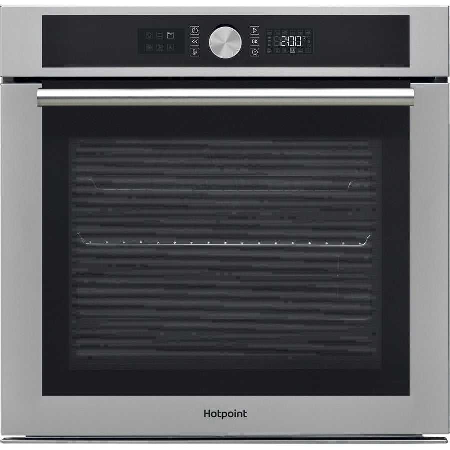 HOTPOINT SI4854PIX Multifunction Single Oven With Pyrolytic Cleaning - Stainless Steel