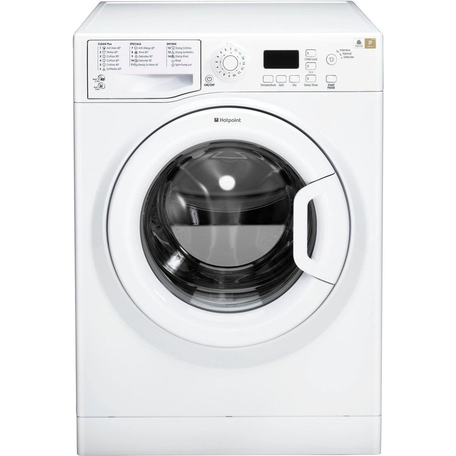 Hotpoint FDL8640P 8KG / 6KG 1400 Spin Washer Dryer - White - A Rated