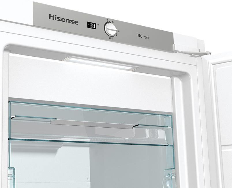 Hisense FIV276N4AW1 Integrated Frost Free Upright Freezer - A+ Rated - Free Delivery - 2 Year Warranty