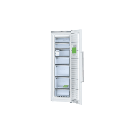 Bosch GSN36AW31G Serie 8  Frost Free Upright Freezer - White - A++ Rated