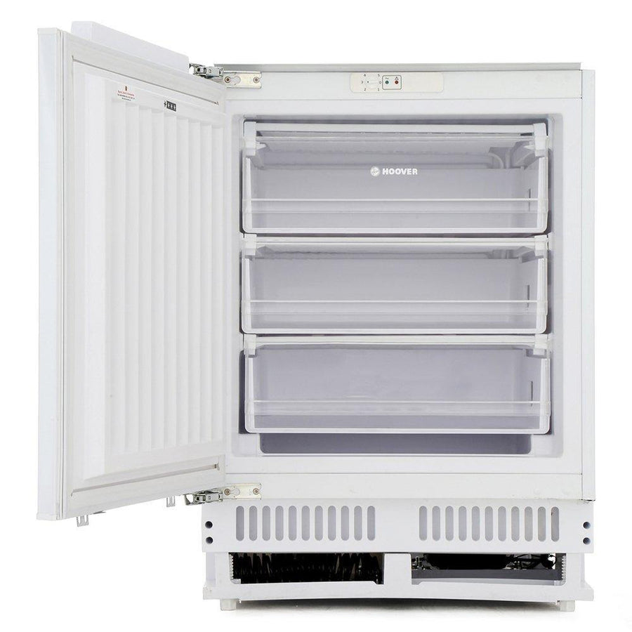 Hoover HBFUP130NK/N Integrated Under Counter Freezer - A+ Rated