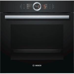 Bosch HBG6764B1B Built-In Single Oven In Black