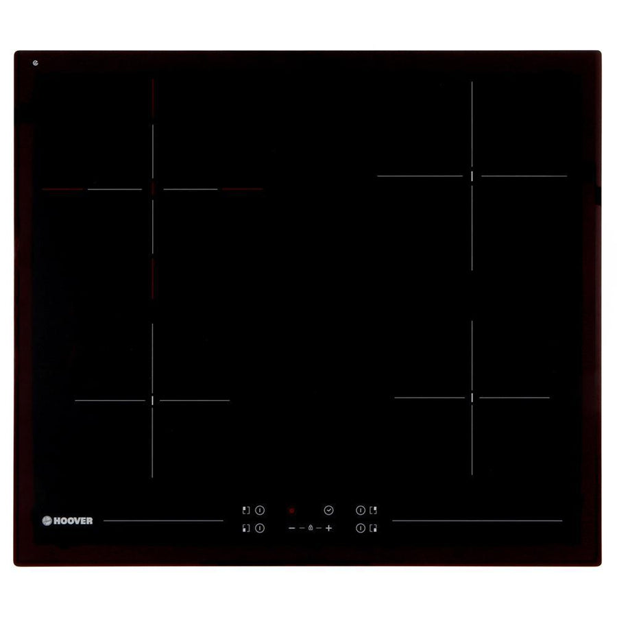 Hoover HH64DB3T 60cm Ceramic touch Control Hob - Black