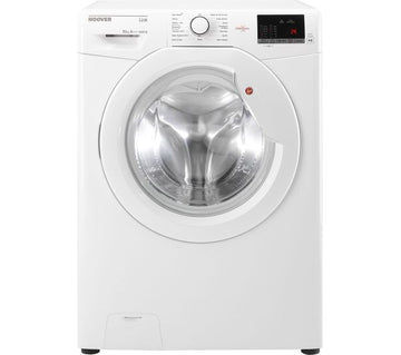Hoover 10kg Washing Machine DHL14102D3 - Freestanding, White A+++