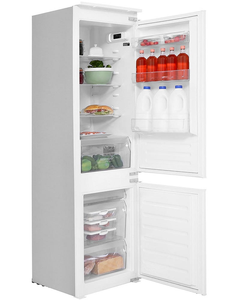 Hotpoint HMCB7030AA Integrated Fridge Freezer 70/30 177cm Tall 54cm Wide In White