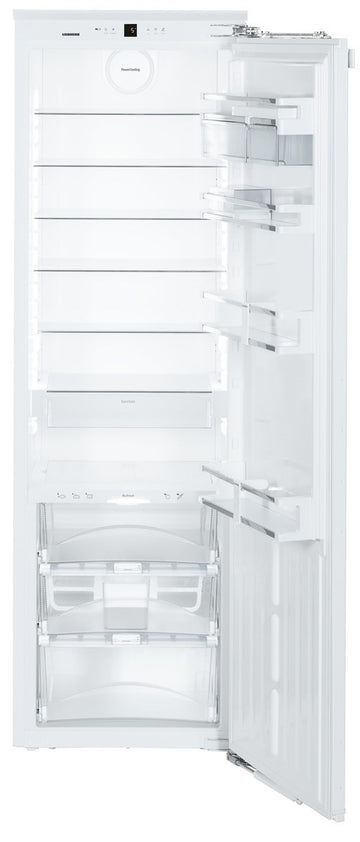Liebherr IKBP3560 BioFresh 178cm In-column Soft Closing Door Integrated Larder Fridge - Door-on-Door