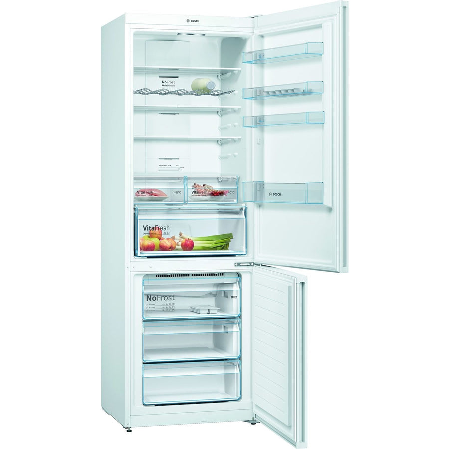 Bosch KGN49XWEA 70/30 Frost Free Fridge Freezer - A++ Rated