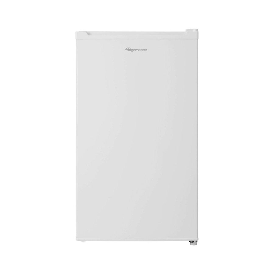 Fridgemaster MUR4892M Fridge with Ice Box In White - A+ Rated