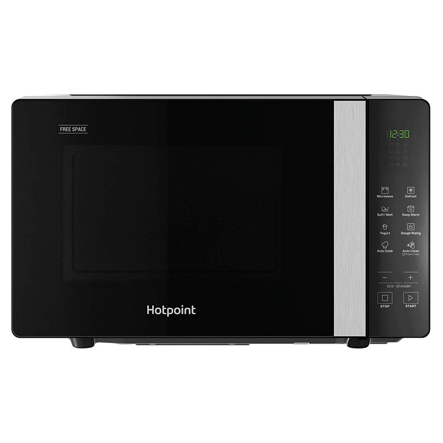 Hotpoint MWHF201B 20L 800W Freestanding Microwave Oven - Black