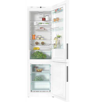 MIELE KFN 29142 WS 50/50 Fridge Freezer - White - A++ Rated