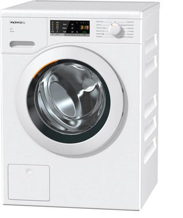 Miele WCA020 WCS Active 7kg washing machine - 1400rpm spin speed - Honeycomb drum - LED display - 1400 rpm spin speed