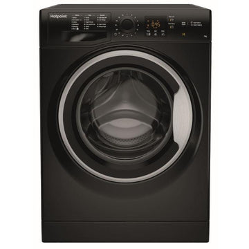 Hotpoint NSWF743UBS 7kg 1400rpm Washing Machine in Black
