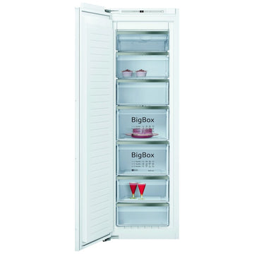 Neff GI7813E30G Integrated Freezer 55cm Wide In White
