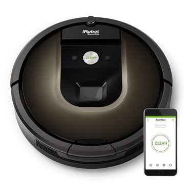 iRobot Roomba® 980 Vacuuming Robot