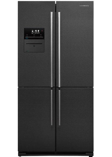NordMende Four Door No Frost Fridge Freezer RF4DVRIXA+ - with free 3yr Parts & Labour Warranty on registration