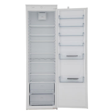 Gorenje RI4181E1UK Integrated Upright Fridge - White - A+ Rated with Free 5yr Parts & Labour Warranty