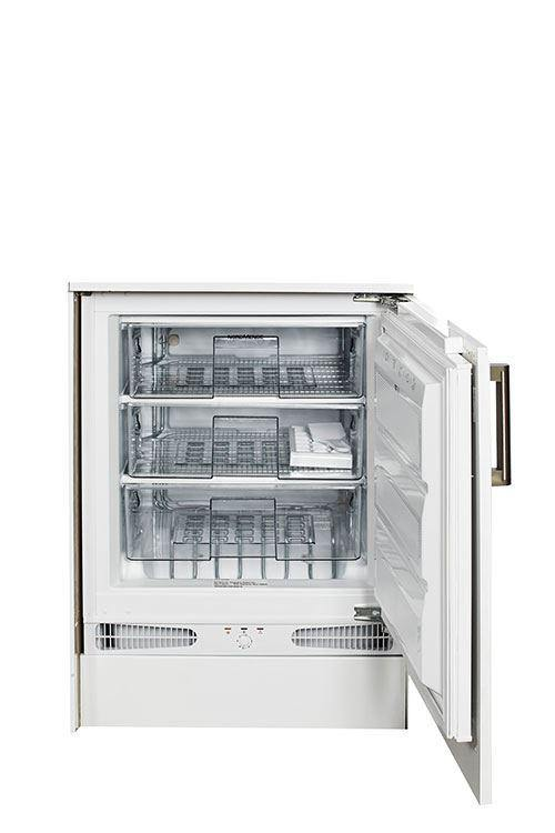 Nordmende RIUF101NMAPLUS Integrated Undercounter Freezer - 3 year parts & labour warranty