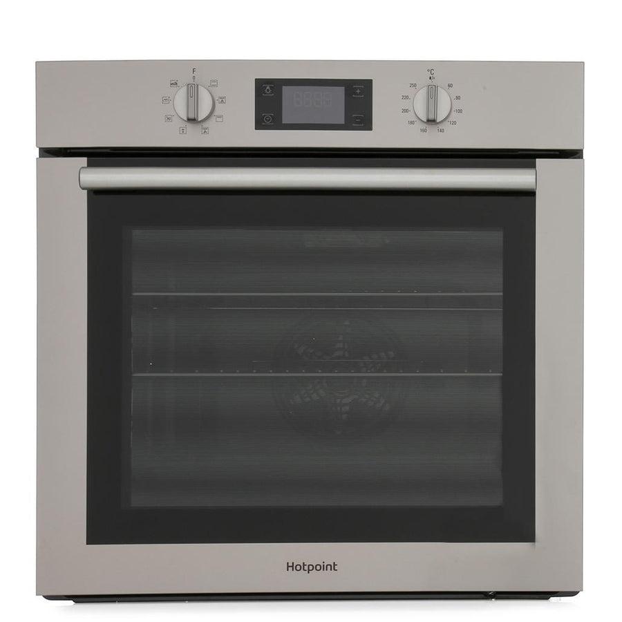 Hotpoint SA4544CIX Electric Single Oven Stainless Steel