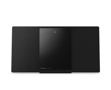 Panasonic SC-HC2020 Bluetooth Wi-Fi DAB+ Micro Hi-Fi System with Chromecast Built-In, Black