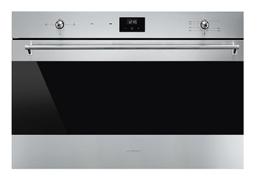 Smeg SF9300GVX1 90cm Classic Multifunction Gas Fan Oven – Stainless Steel