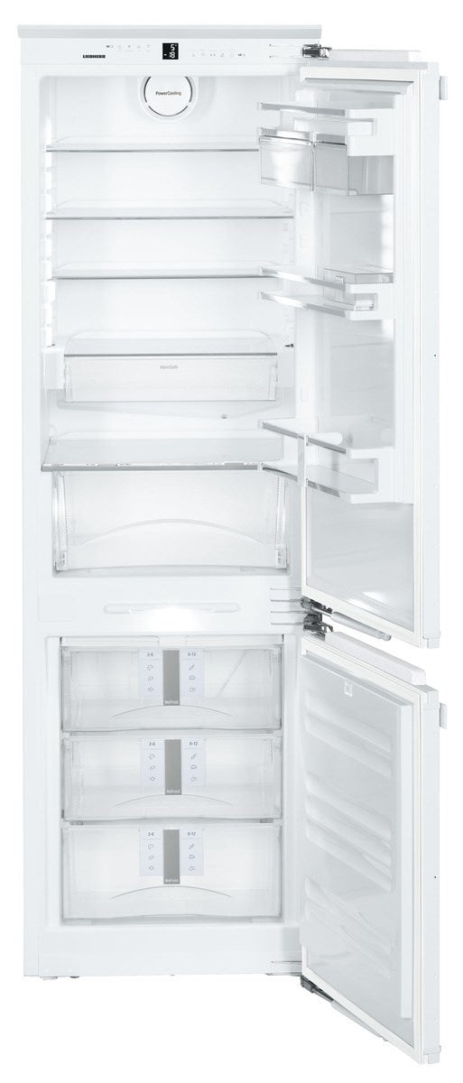 Liebherr SICN3386 177x55.9cm 178cm Integrated 70/30 Frost Free Fridge Freezer - *Call for Price*