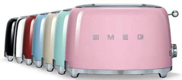 Smeg Toaster TSF01 50______s Retro Style in a variety of colours - RRP - £129.95 - Now only £99 while stocks last!!