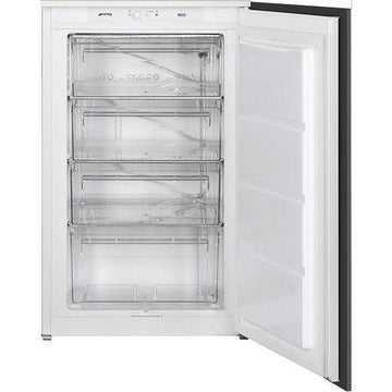 Smeg UKS3F0922P Cucina 54cm Wide Integrated Upright In-Column Freezer - White