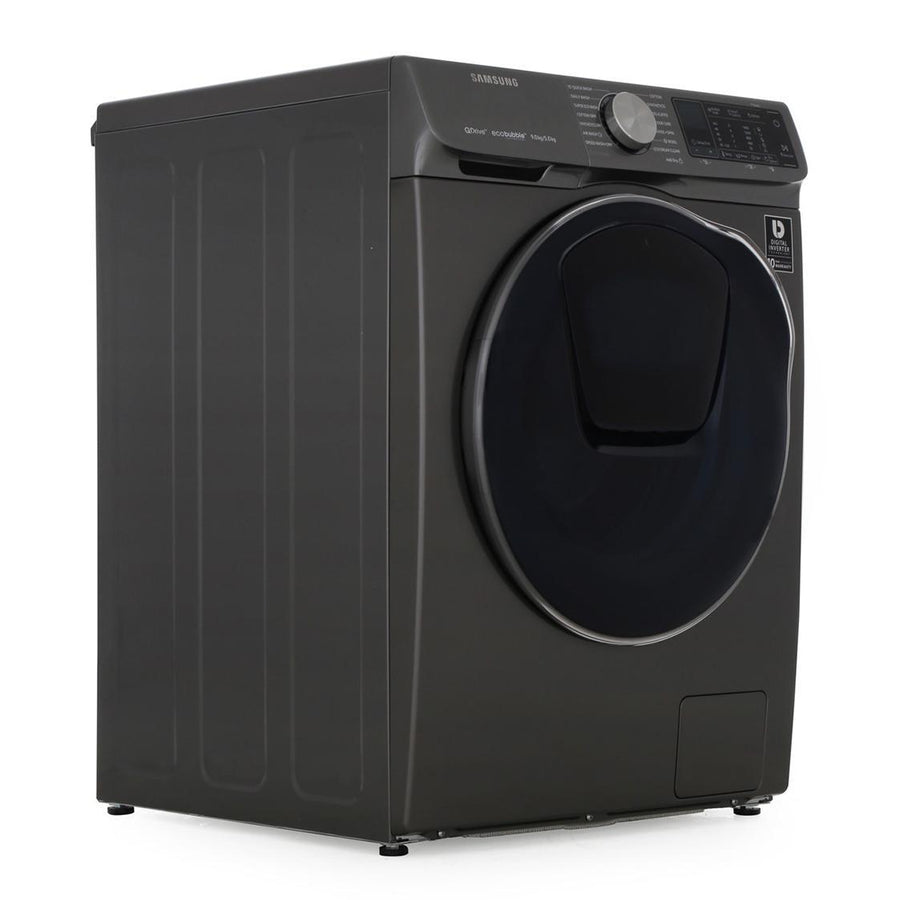 Samsung WD90N645OOX 9kg/5kg QuickDrive AddWash Washer Dryer – Graphite with Free 5yr Warranty from Samsung