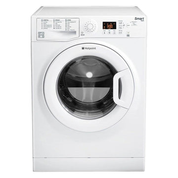 HOTPOINT WMFUG1063P 10kg 1600rpm Freestanding Washing Machine - White - A+++ energy rating