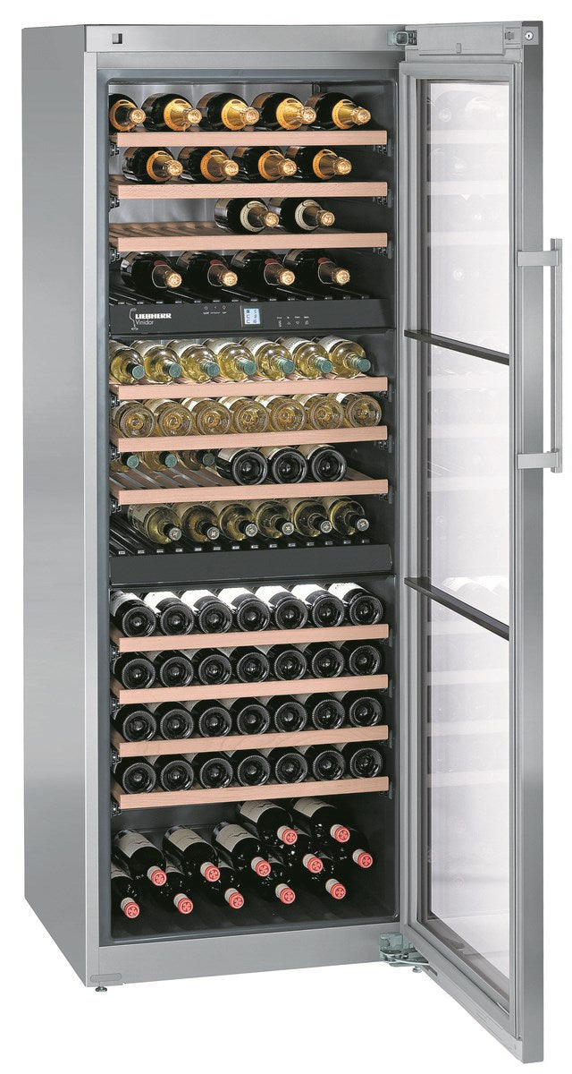 Liebherr WTES 5872 Vinidor Wine Chiller *Ex-Demo*  Full 2yrs Parts & Labour Guarantee *Average Online Price £3800 our Price £2950*