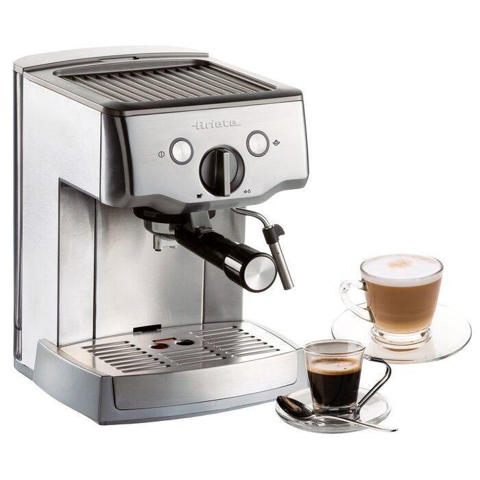 Ariete Barista Style AR1324 Coffee Machine Stainless Steel