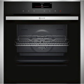Neff B48FT78H0B Built-In Oven With Steam Function Stainless Steel