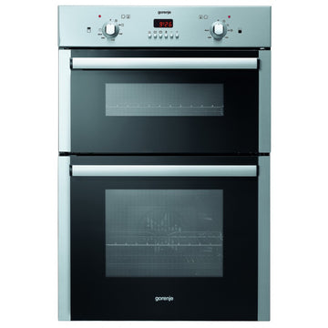 Gorenje BD2116AX Electric Built-in Fan Double Oven Stainless Steel with Free 2yr Parts & Labour Warranty