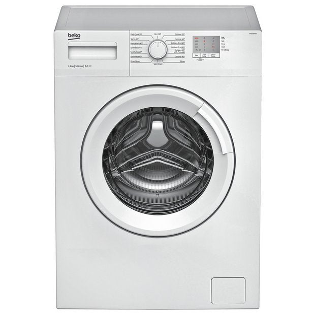 Beko WTG620M1W 6kg 1200rpm Washing Machine